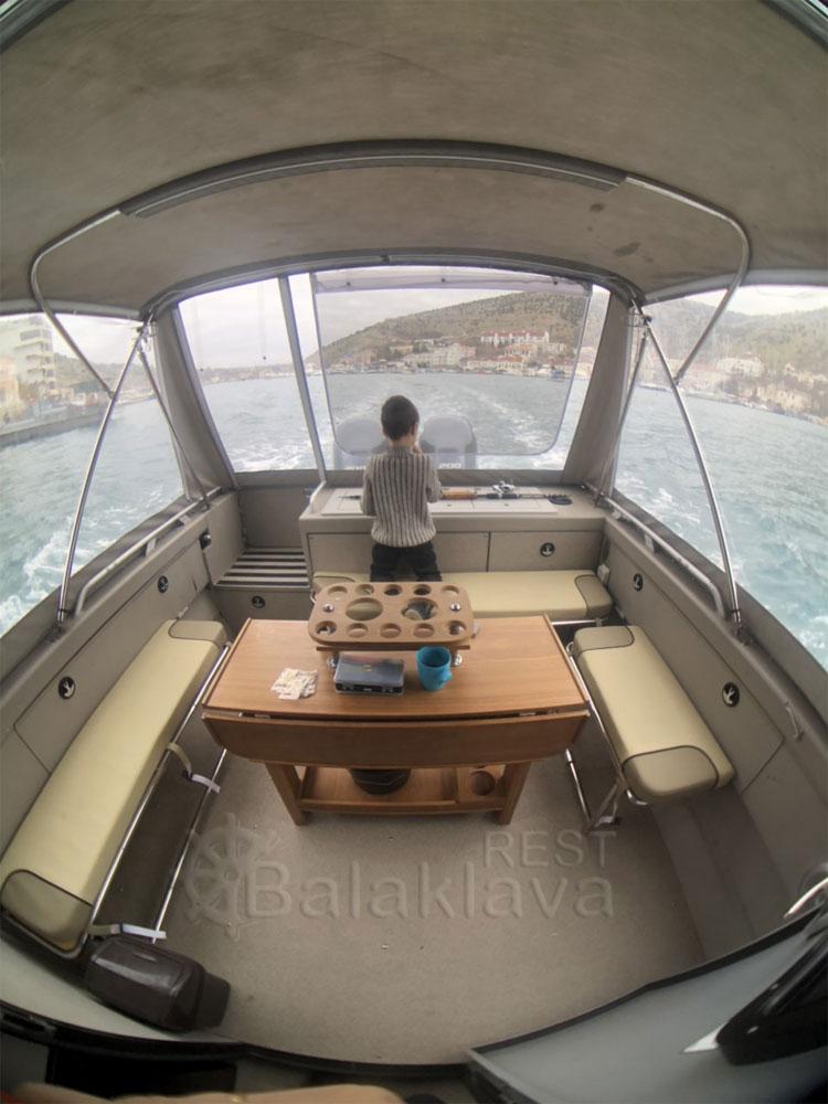 boat holiday balaclava