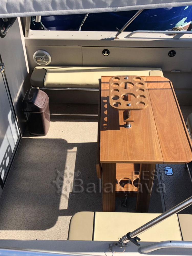 boat rental in balaclava
