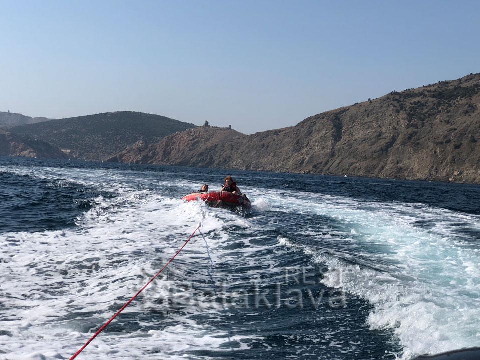boat ride crimea