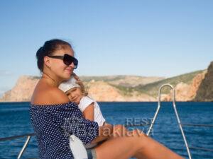 boat trip Sevastopol