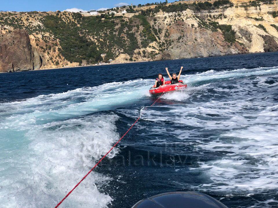 boating a balaclava