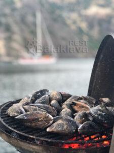 fishing in the Crimea