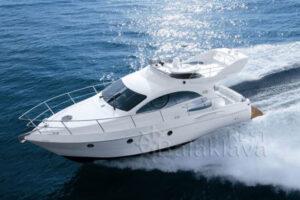 yacht charter in crimea