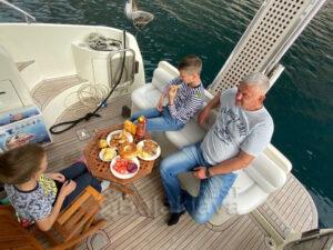 yacht holiday balaclava