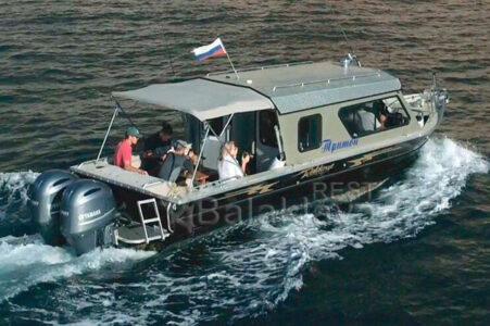 boats in Crimea